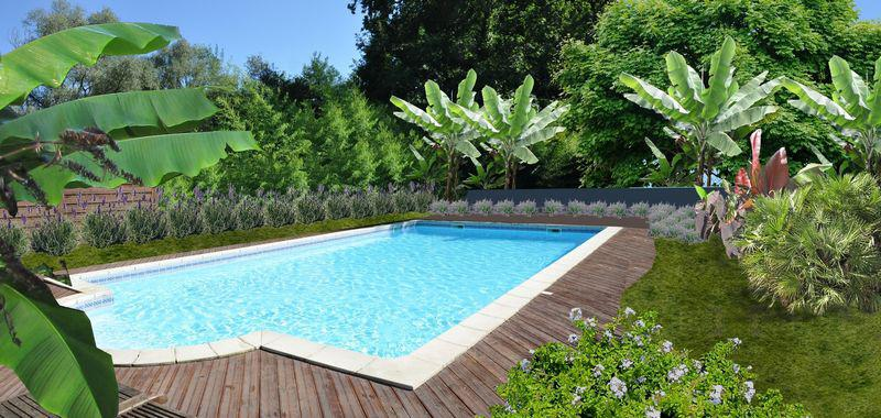 Tout ce qu il faut connaitre pour am nager une piscine for Amenager son jardin a partir d une photo